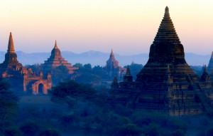 Burma Skyline #3