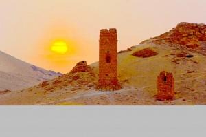 Palmyra Desert Castle